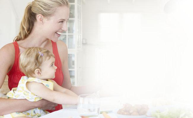 Gezinsleven en koemelkallergie